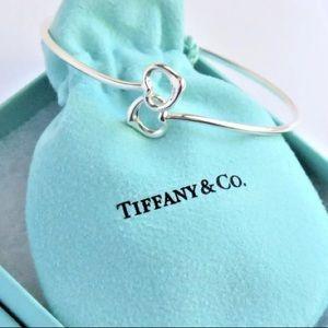 Tiffany & Company Elsa Peretti Open Heart Bangle